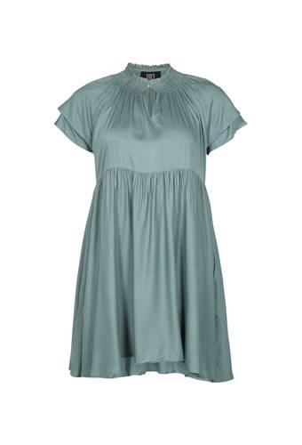 House of Bilocca Vrouwelijke jurk met ronde halslijn
