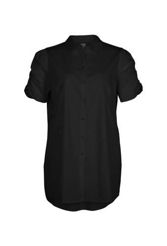 House of Bilocca Shirt-tuniek met pofmouwen