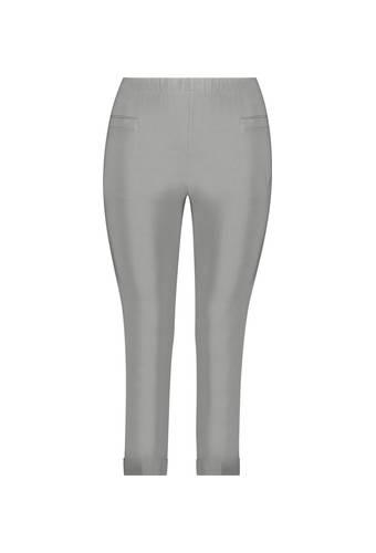 House of Bilocca Twister pantalon met zakjes en smalle pijp