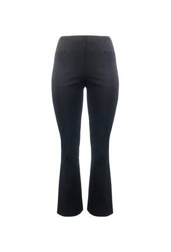 House of Bilocca Twister pantalon met zakjes en uitlopende pijp