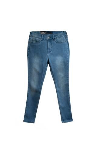 House of Bilocca Skinny jeans enkellengte met zijsplit
