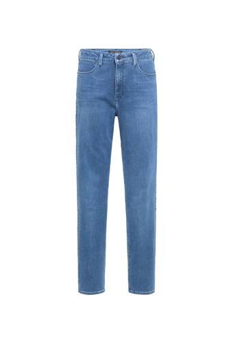 House of Bilocca Super high-waist skinny jeans