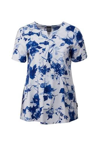 House of Bilocca Prachtig t-shirt met een rechte, relaxte pasvorm
